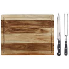 kitchen knife sets knives best buy canada cuisinart piece cutting board carving set trc acpc pkc