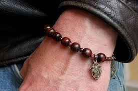 diy rosary the st joseph earrings and rosary bracelet winners are just