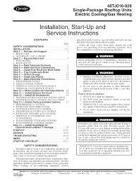 carrier gas heater 48tj016 028 pdf user u0027s manual free download
