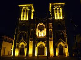 san fernando cathedral light show timothy mcvain lives why i love san antonio part 1 5