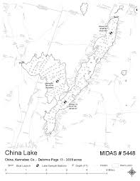 white china pattern 3939 lakes of maine lake overview china lake china vassalboro