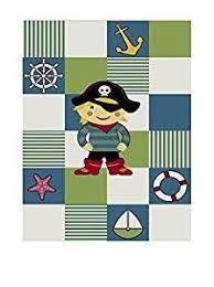 piratenzimmer wandgestaltung piratenzimmer kinderteppich pirat teppich für ein