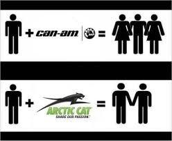 Can Am Meme - maverick vs wildcat