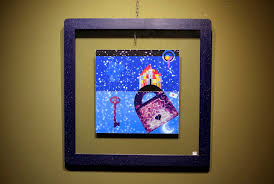 cornici con vetro artisti e cornici yago salina