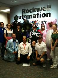 halloween at rockwell automation olin college