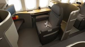 american airlines boeing 777 300er first class london to new york
