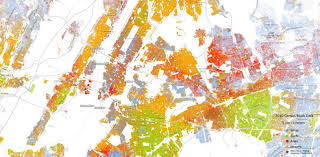 Mapping America Every City Every Block by How Racially Segregated Is Denver Compared To Other Major U S