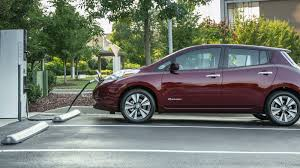 nissan leaf dc fast charge nissan bmw evgo team up to add more dc fast chargers across the