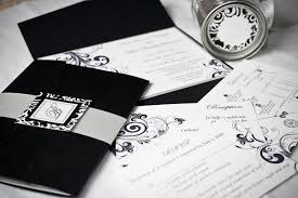 Pocket Fold Invitations Pocket Fold Invitations Platinum Invitations U0026 Stationery