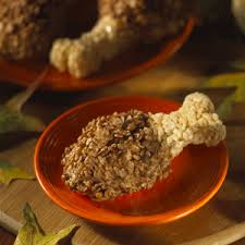 thanksgiving drumstick treats rice krispies