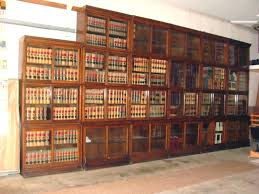 Lawyers Bookcase Auction Friday June 26th Foxfire Realty