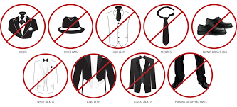black tie attire types of formal attire for men bell invito