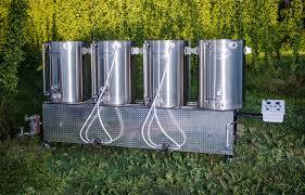 5bbl nano brew house brewhouse sold by psycho brew kinnek