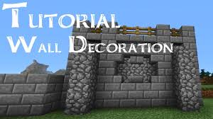 beautiful design minecraft wall decorations homey ideas amazing brilliant decoration minecraft wall decorations fashionable minecraft tutorial how to decorate medieval walls