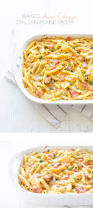 baked three cheese italian penne pasta oh so delicioso