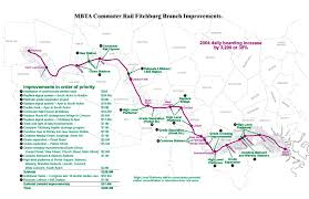 Mbta Train Map by Railroad Net U2022 View Topic Fitchburg Line Upgrade Discussion