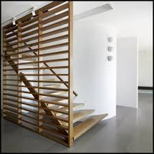 large room dividers interior large horizontal railing wooden room divider with metal