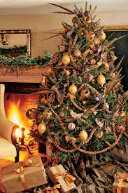 60 stunning new ways to decorate your christmas tree rustic