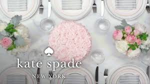 setting the scene baby shower make yourself a home kate spade