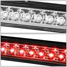 jeep grand or dodge durango 17 jeep grand dodge durango led 3rd brake light chrome