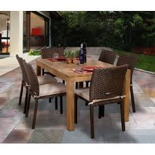 Outdoor Dining Room Furniture White Patio Dining Sets You U0027ll Love Wayfair