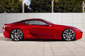 lexus lfa concept lexus lf lc super coupe concept as production model still indecisive