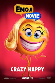 click to view extra large poster image for the emoji movie the