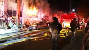Fire Evacuations Libby Mt by Fire Chief At Least 9 Dead In Fire At Oakland Warehouse Party