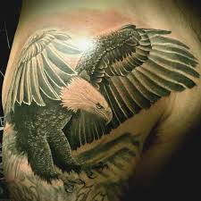 50 amazing perfectly place eagle tattoos designs with meaning