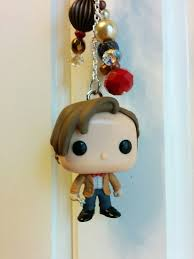 eleventh doctor funko pop doctor who ornament by beadsnbrushes on