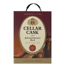 cellar cask johannisberger red 1 x 5l lowest prices u0026 specials