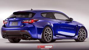 lexus hatchback lexus rc f shooting brake would make an interesting offer
