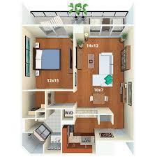 interior floor plans flamingo south center tower miami fl floor plans