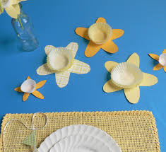how to paper daffodil straws bless this mess