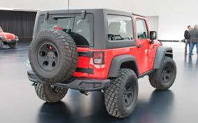 new jeep wrangler concept meet jeep u0027s wild new wrangler grand cherokee moab concepts