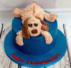 perfectionist confectionist eile toy dog cake