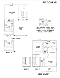the brooklyn floor plan