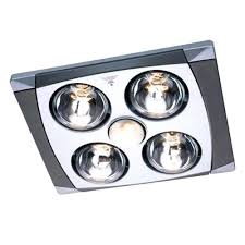Bathroom Vent Heater Light Ceiling Heaters For Bathrooms Heater Fan Light Bathroom