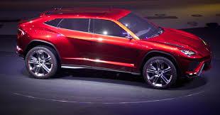 suv lamborghini super luxury suv sales up 44 percent