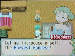Harvest Moon Tale Of Two Towns Main Dish - harvest moon forever