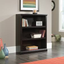 Sauder Harbor Bookcase by Sauder Select 3 Shelf Bookcase 420175 Sauder