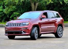 rose gold jeep cherokee 16 jeep grand cherokee srt hemi hauler car guy chronicles