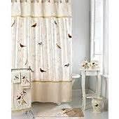 Tweety Bird Shower Curtain Bird Themed Bathroom Accessories Tsc