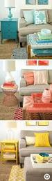 Bright Colored Paint For Living Room Green And Orange Beach House Beach Paint Colors Beach And Brown