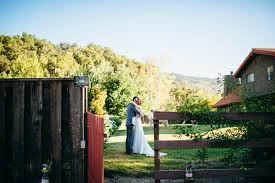 Ranch House Ojai by Mia U0026 David Bluephoto Wedding Photographer