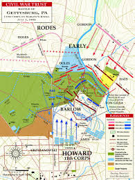 Map Showing New York by History U2014 Co H 119 Ny Infantry