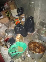 cuisine insalubre horreur des conditions insalubres dans un restaurant chinois