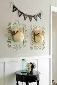 Home Made Fall Decorations Craftaholics Anonymous Framed Fall Pumpkins