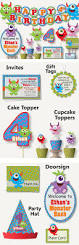 1st Halloween Birthday Party Ideas by Best 20 Monster Birthday Parties Ideas On Pinterest Monster