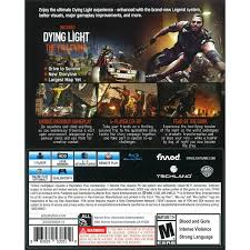 dying light ps4 game dying light following extended edition ps4 walmart com